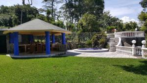Villas de Atitlan, Комплексы для отдыха с коттеджами/бунгало  Серро-де-Оро - big - 264