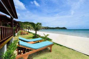 PingChan Koh Phangan Beachfront Resort - Thong Nai Pan Yai