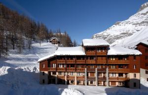 Odalys Les Jardins de Val et Les Verdets - Chalet - Val d'Isère