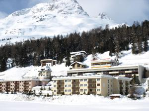 Hotel Europa - Chalet - St. Moritz