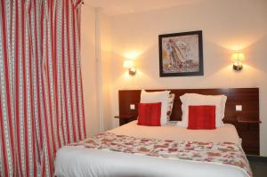 Hotel Des Voyageurs, Hotel  Le Rouget - big - 35
