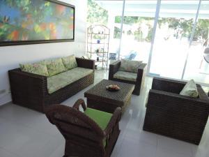 Casa Campestre El Peñon 5 Habitaciones, Aparthotels  Girardot - big - 49