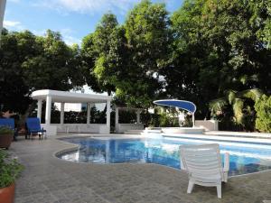 Casa Campestre El Peñon 5 Habitaciones, Aparthotels  Girardot - big - 56