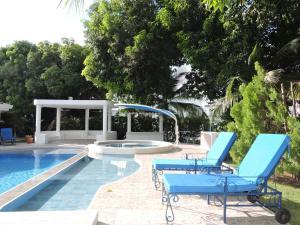 Casa Campestre El Peñon 5 Habitaciones, Aparthotels  Girardot - big - 57