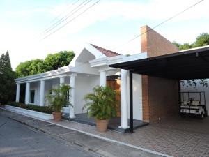 Casa Campestre El Peñon 5 Habitaciones, Aparthotels  Girardot - big - 62