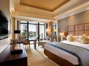 Sofitel Shanghai Sheshan Oriental, Hotel  Songjiang - big - 32