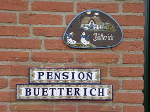 Pension Bütterich - Immenstedt