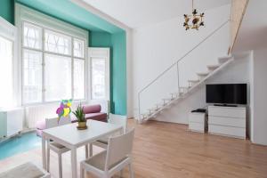 Colorful Ernesto, Apartmány  Budapešť - big - 12