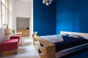 Colorful Ernesto, Apartmány  Budapešť - big - 31