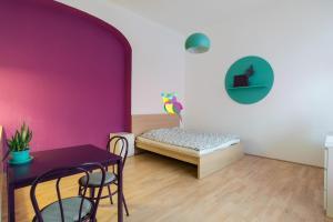Colorful Ernesto, Apartmány  Budapešť - big - 23