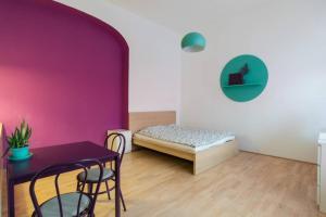 Colorful Ernesto, Apartmány  Budapešť - big - 24