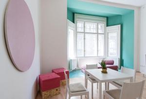 Colorful Ernesto, Apartmány  Budapešť - big - 19