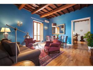 Apartment Via Giulia - abcRoma.com