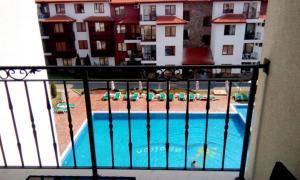 B44 Apollon Complex, Appartamenti  Ravda - big - 25