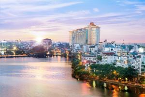 Pan Pacific Hanoi, Отели  Ханой - big - 1