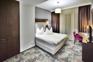 Hotel Europeca, Hotely  Craiova - big - 39