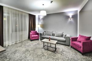 Hotel Europeca, Hotely  Craiova - big - 37