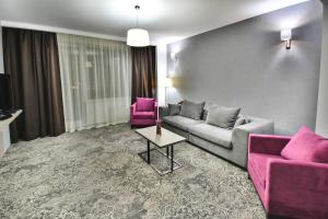 Hotel Europeca, Hotely  Craiova - big - 36