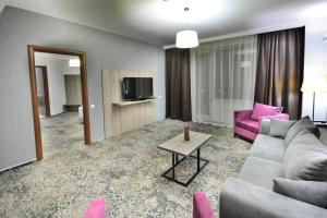 Hotel Europeca, Hotely  Craiova - big - 10