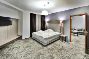 Hotel Europeca, Hotely  Craiova - big - 38