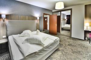 Hotel Europeca, Hotely  Craiova - big - 34