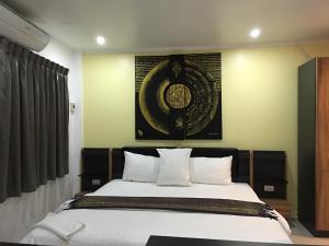 Galaxy Suites Pattaya Hotel, Hotely  Pattaya South - big - 1