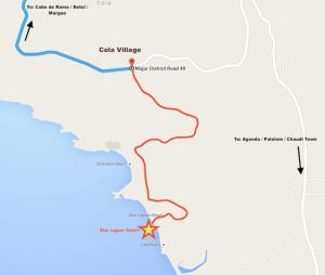 Blue Lagoon Resort Goa, Resorts  Cola - big - 104