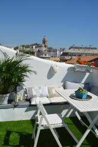Ahro Suites, Apartmanok  Málaga - big - 27