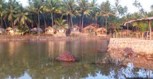 Blue Lagoon Resort Goa, Курортные отели  Кола - big - 194
