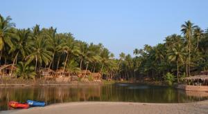 Blue Lagoon Resort Goa, Курортные отели  Кола - big - 182