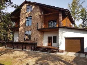Гостевой дом На Рабочей, Горячинск