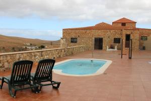 Casa Los Reyes Valle de Santa Inés