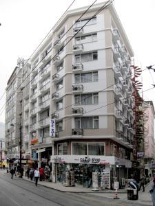 Samil Hotel, Стамбул