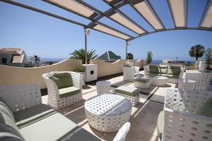 Hotel Suite Villa Maria, Отели  Адехе - big - 54