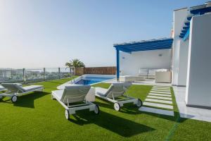 Hotel Suite Villa Maria, Отели  Адехе - big - 53