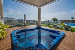 Hotel Suite Villa Maria, Отели  Адехе - big - 46