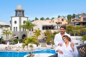 Hotel Suite Villa Maria, Отели  Адехе - big - 51