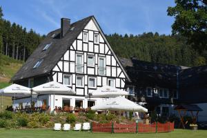 Forellenhof, Szállodák  Bad Berleburg - big - 68