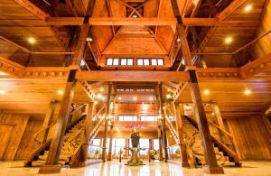 The Richforest Hotel- Sun Moon Lake, Üdülőtelepek  Jücsi - big - 59