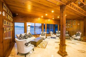 The Richforest Hotel- Sun Moon Lake, Üdülőtelepek  Jücsi - big - 61