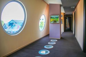Hotel Vila Aeroport, Отели  Ринас - big - 40