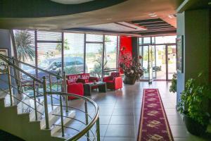 Hotel Vila Aeroport, Отели  Ринас - big - 44