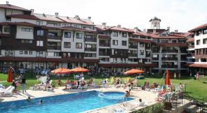 Bansko Royal Towers Apartments, Apartmány  Bansko - big - 18