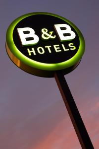 B&B Hôtel La Queue En Brie, Отели  La Queue-en-Brie - big - 9