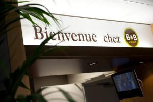 B&B Hôtel La Queue En Brie, Отели  La Queue-en-Brie - big - 21