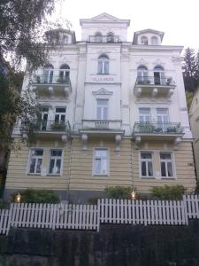 Pension Pension Villa Anita Marienbad Tschechien