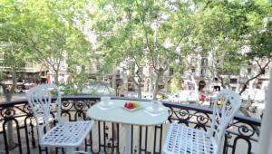 Hotel Continental Barcelona, Отели  Барселона - big - 10