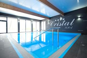 Cristal SPA, Resort  Dźwirzyno - big - 1