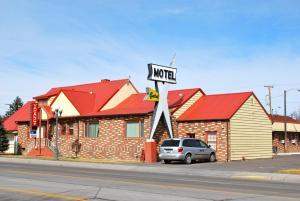 Central Motel - Conrad
