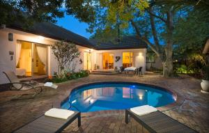 Just Unwind, Apartmány  Somerset West - big - 39